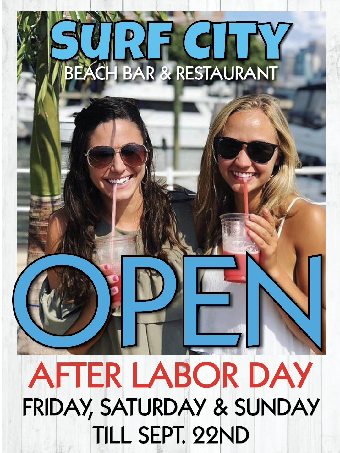 Open After Labor Day